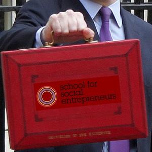 SSE budget briefcase