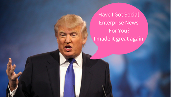 Have I Got Social Enterprise News For You.