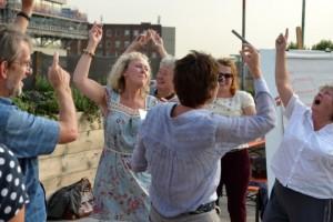 SSE Global Away Day. Dancing