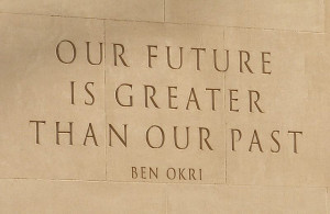 Our Future Is Greater Than Out Past