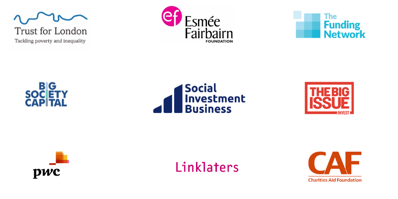 Speakers on Sources of Funding for Charities and Social Enterprises