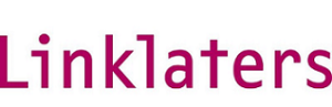 Logo for law firm Linklaters