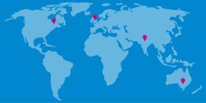 School for Social Entrepreneurs locations