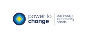 Power to Change community business logo