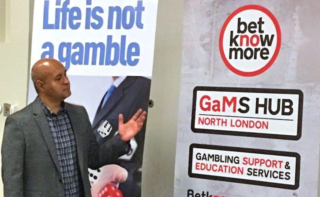 Frankie Graham, founder of Betknowmore UK