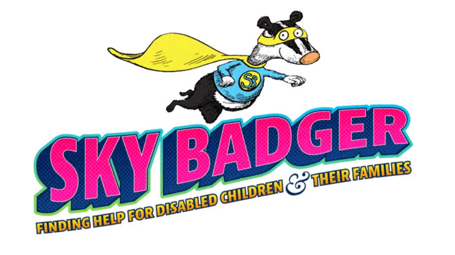 sky badger logo