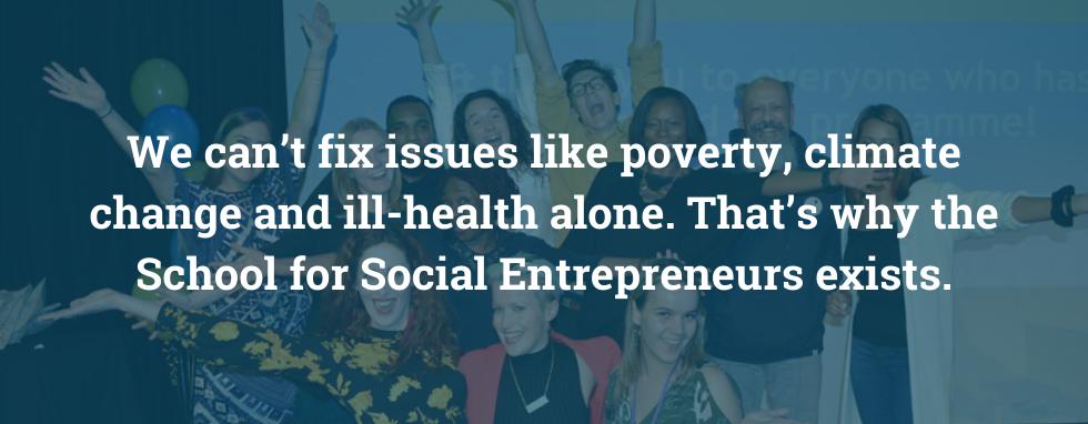 School for social entrepreneurs fellows