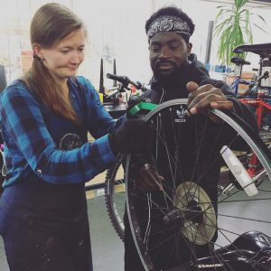 bristol bike project