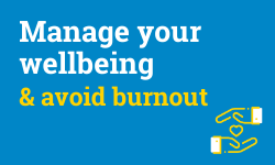 Reads: Manage your wellbeing and avoid burnout