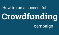 Reads: How to run a successful crowdfunding campaign