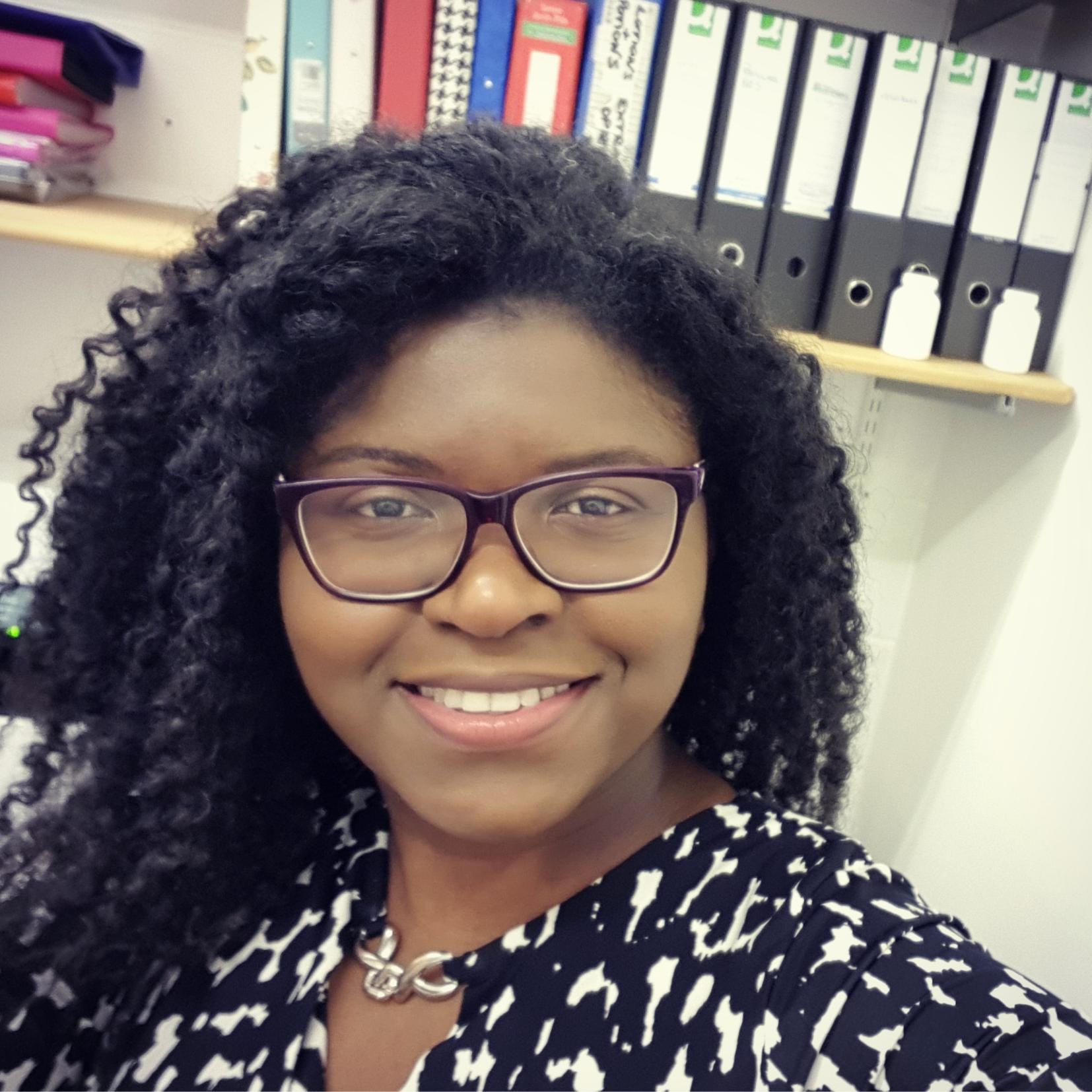 Hermine Mbiku Kinkela, founder of Mbikudi - Naturally Powerful