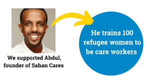Abdul, Sahan Cares