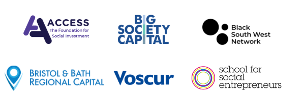 Voscur, Big Society Capital, BSWN, SSE, BBRC and Local Access Foundation logos
